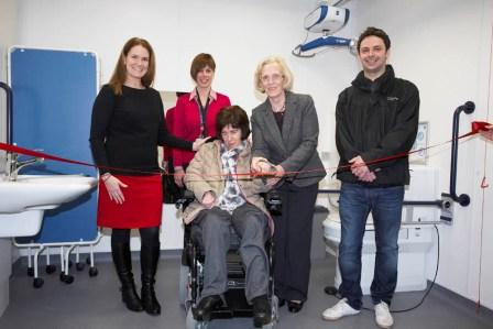 NEC Venue Improves Accessibility