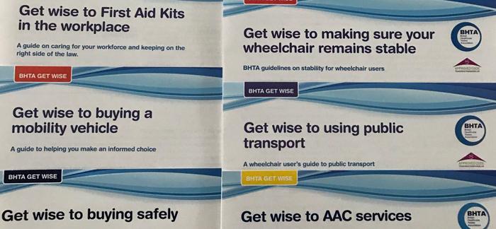 Latest Get Wise Information Leaflets