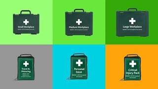 BHTA First Aid Kits – NEW BS8599-1:2019 Video