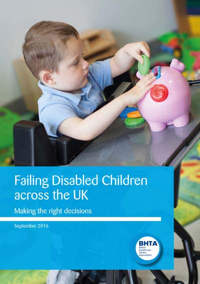 Failing Disabled Children Across the UK