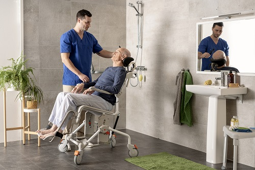 ETAC R82 Launches Next Generation Swift Mobil-2 Shower Commode Chairs for Ultimate Sustainable Care