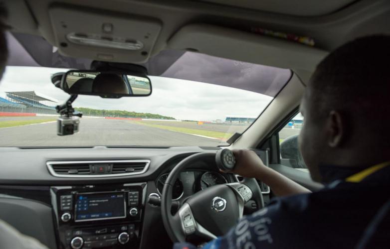 Driving a WAV