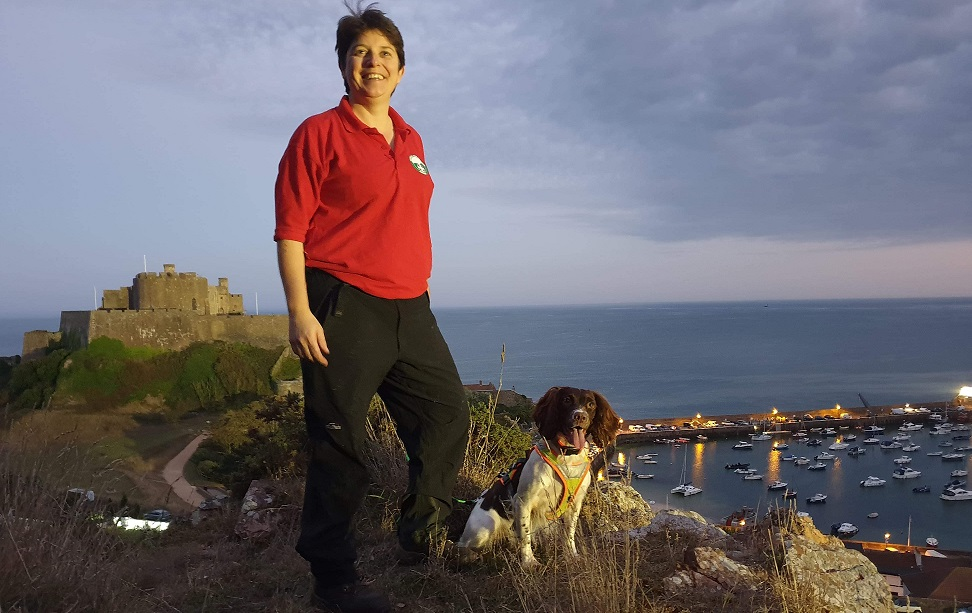 Specially-Trained Dogs will Help Find People Living with Dementia and Other Conditions