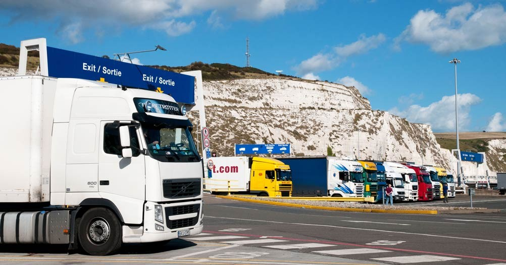 How to Export Goods into the EU Through RORO (Roll On, Roll Off) Locations After Brexit