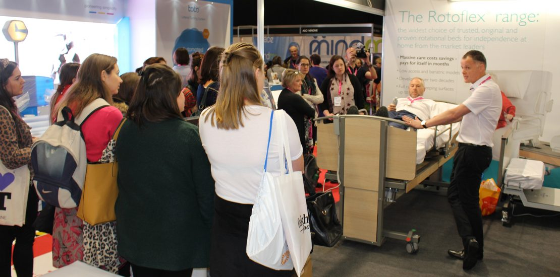 Occupational Therapist Shaun Masters to Present 'Getting Legs into Bed' CPD Seminars at OT Show