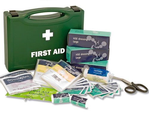 New BS 8599-1:2019 Workplace First Aid Kits Update