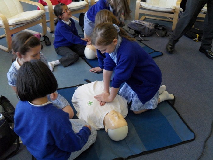 Department for Education Confirm First Aid will be Taught in Schools