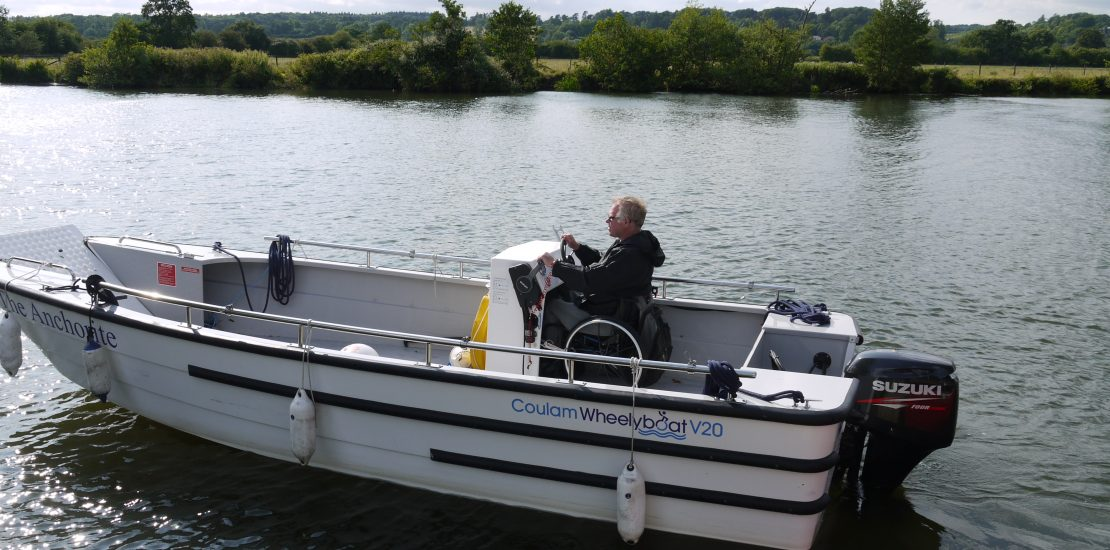 Wallingford Accessible Boat Club Helped By BBC1 Countryfile Wheelyboat Promotion