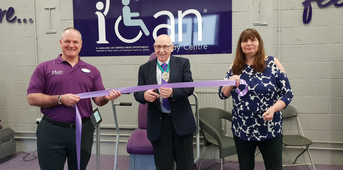 Innovative New Therapy Centre Opens in Sheffield