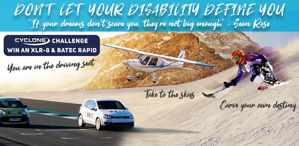 Cyclone Mobility – Are You the Next Sean Rose?