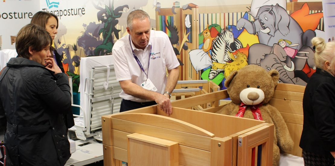 Theraposture OT to Showcase Future Proofed Approach to Care Cot Provision at Kidz to Adultz Middle