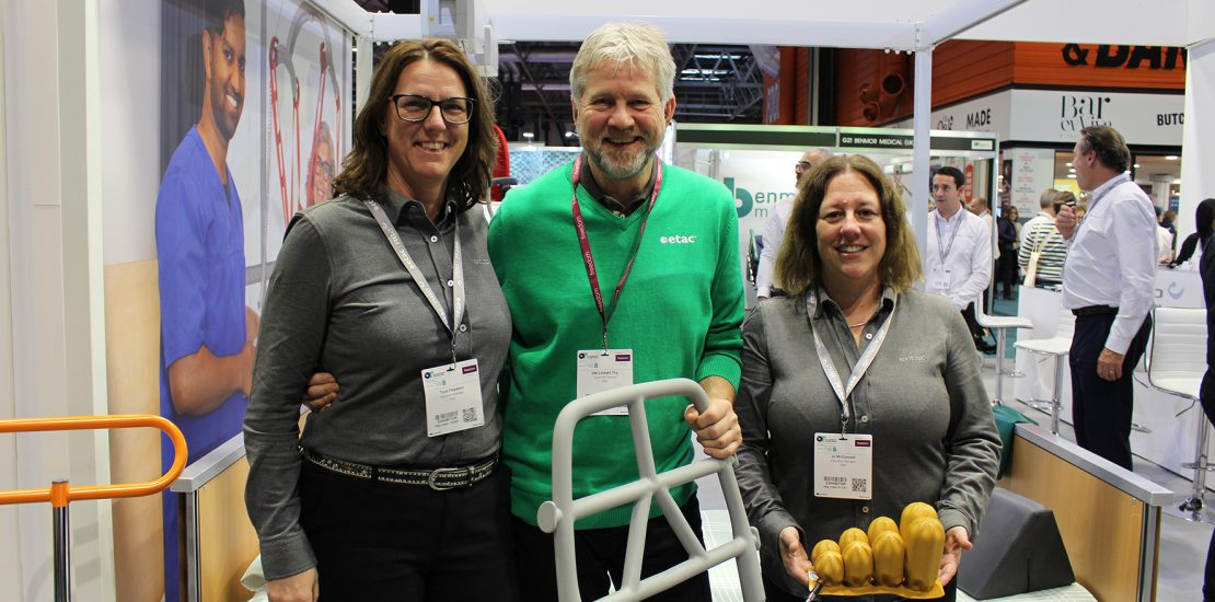ETAC CPD Seminars and Expanded Product Showcase Impress at OT Show