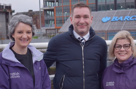Charity Appointed to Develop Autism Accessible Environment at the New Barclays Glasgow Campus