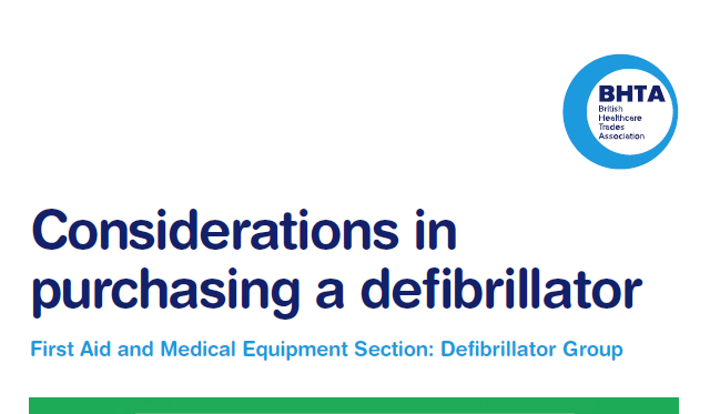 Considerations in Purchasing a Defibrillator