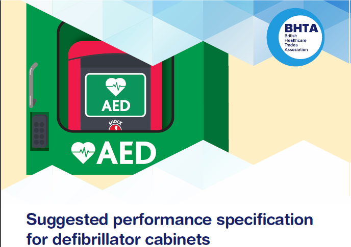 Suggested Performance Specification for Defibrillator Cabinets