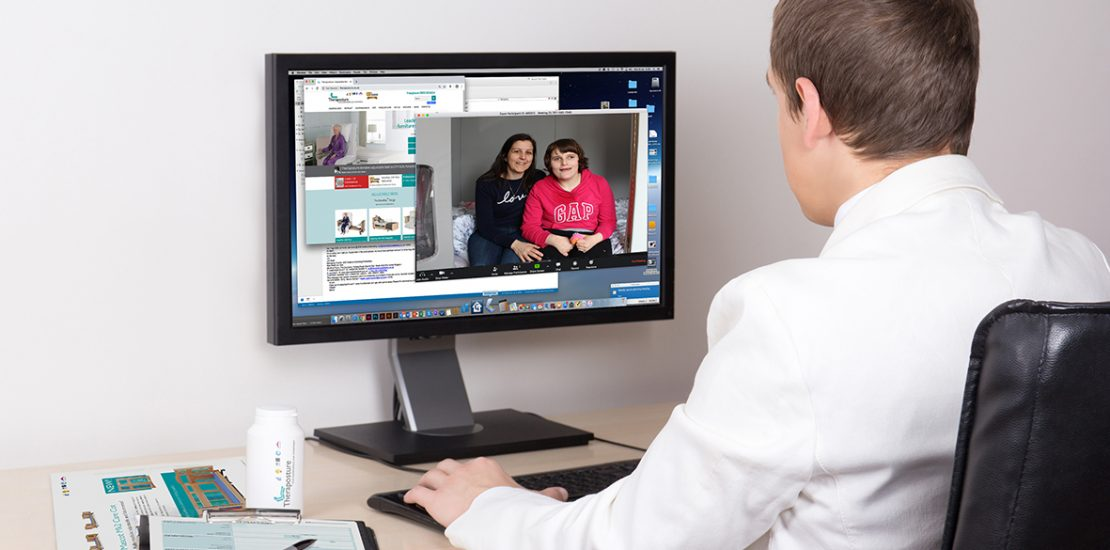 Theraposture Video Assessments and Virtual Product Demonstrations Deliver Positive Outcomes