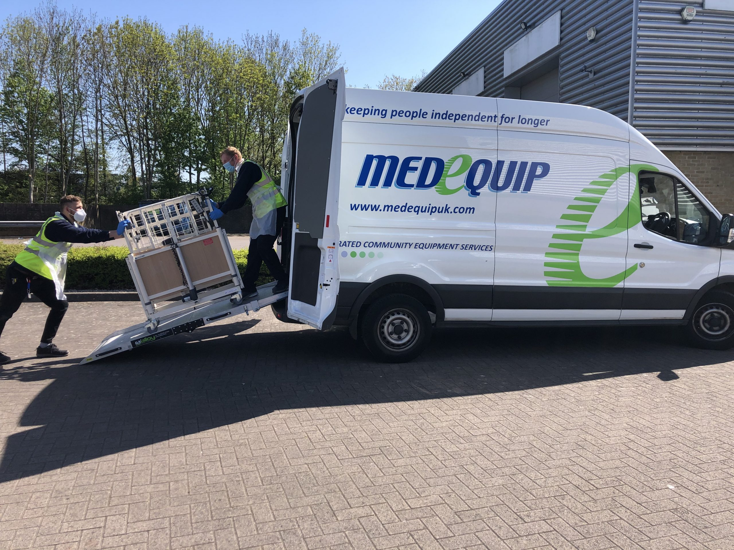 Medway Council Selects Medequip for Community Equipment Services