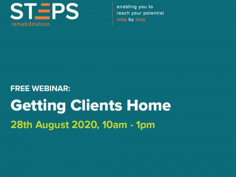 Getting Clients Home Webinar