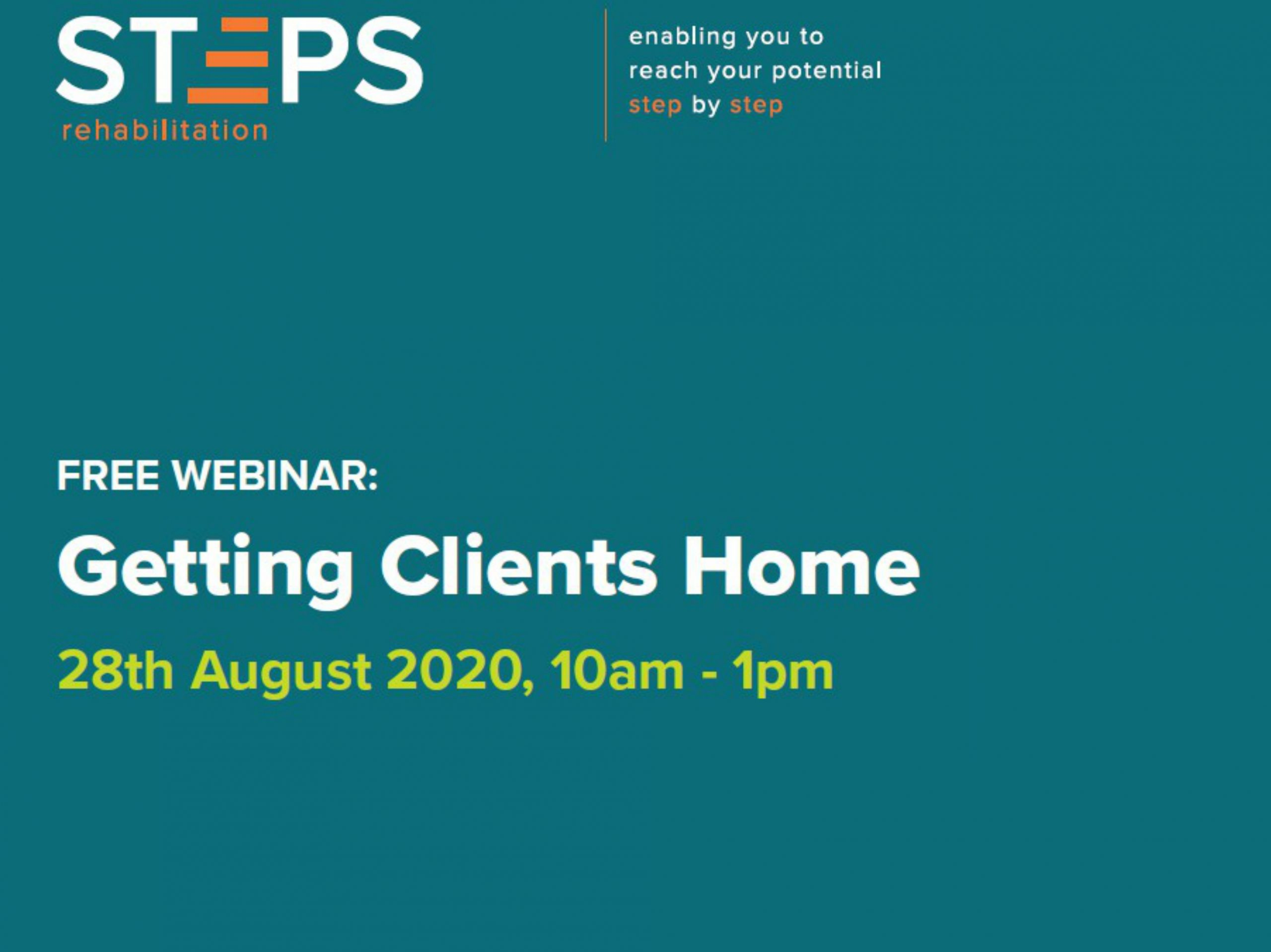 Getting Clients Home Webinar