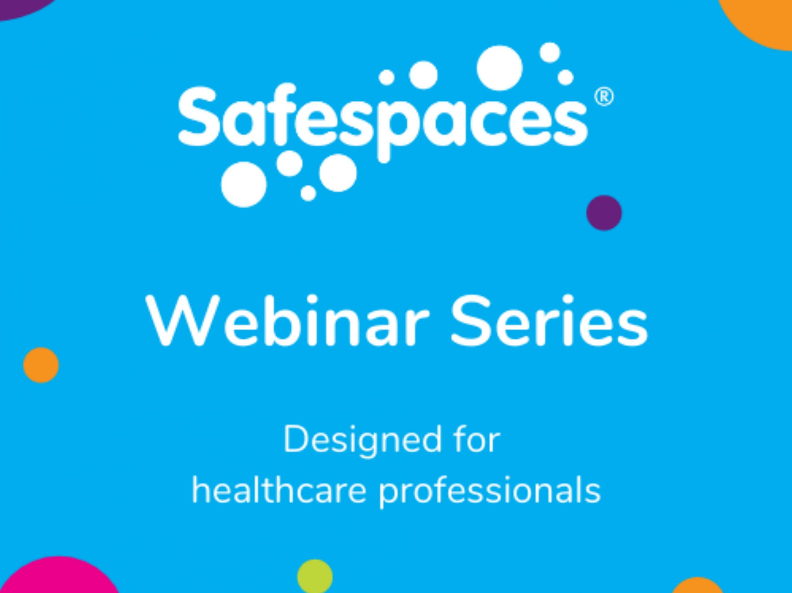 New Webinar Series Launched for Healthcare Professionals