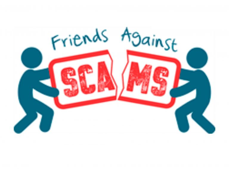 Friends Against Scams Four-Year Anniversary