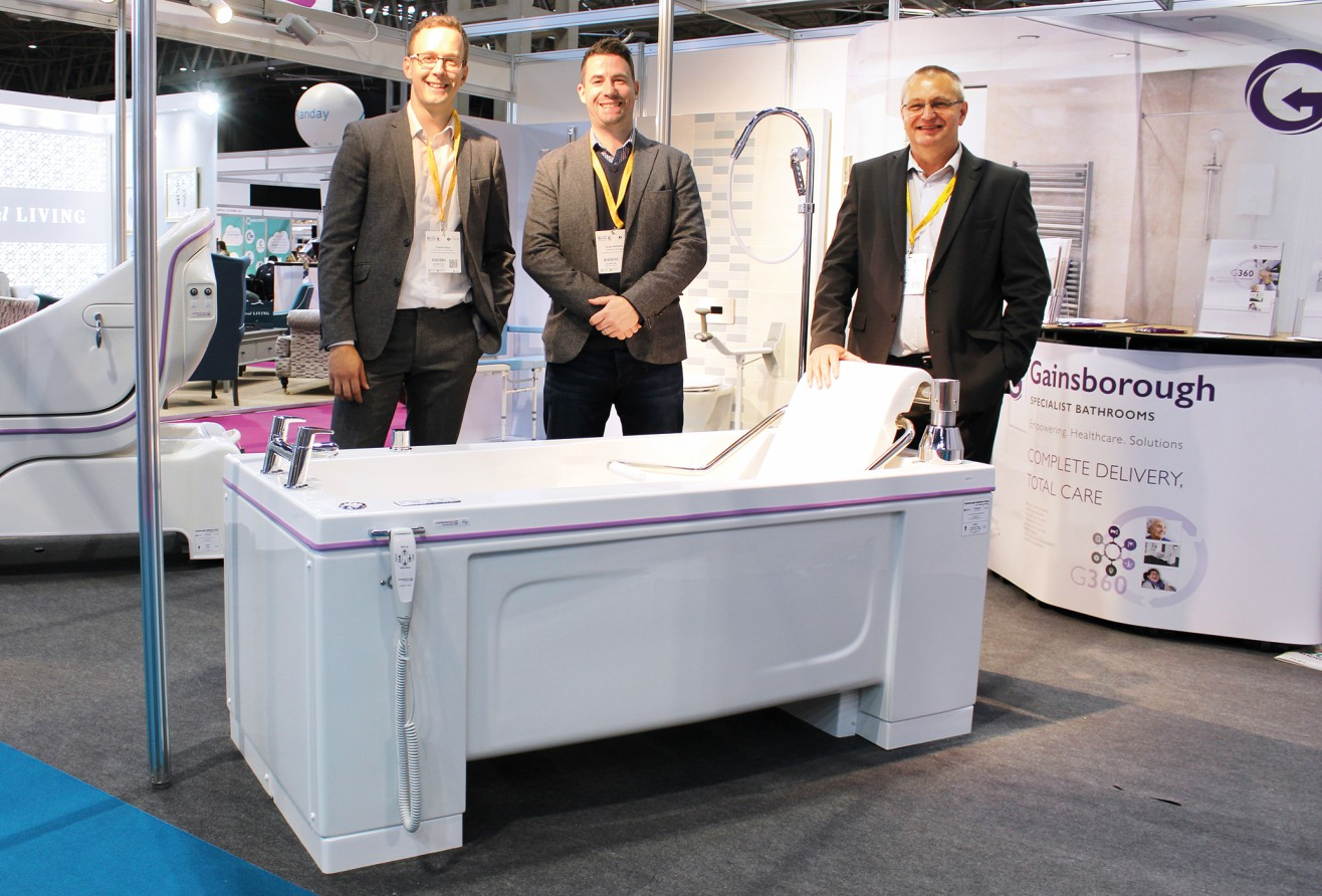 Gainsborough Specialist Bathrooms Becomes Valued BHTA Member