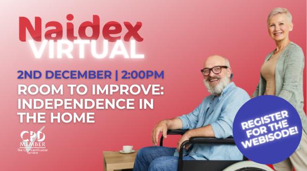 Naidex Virtual 2020