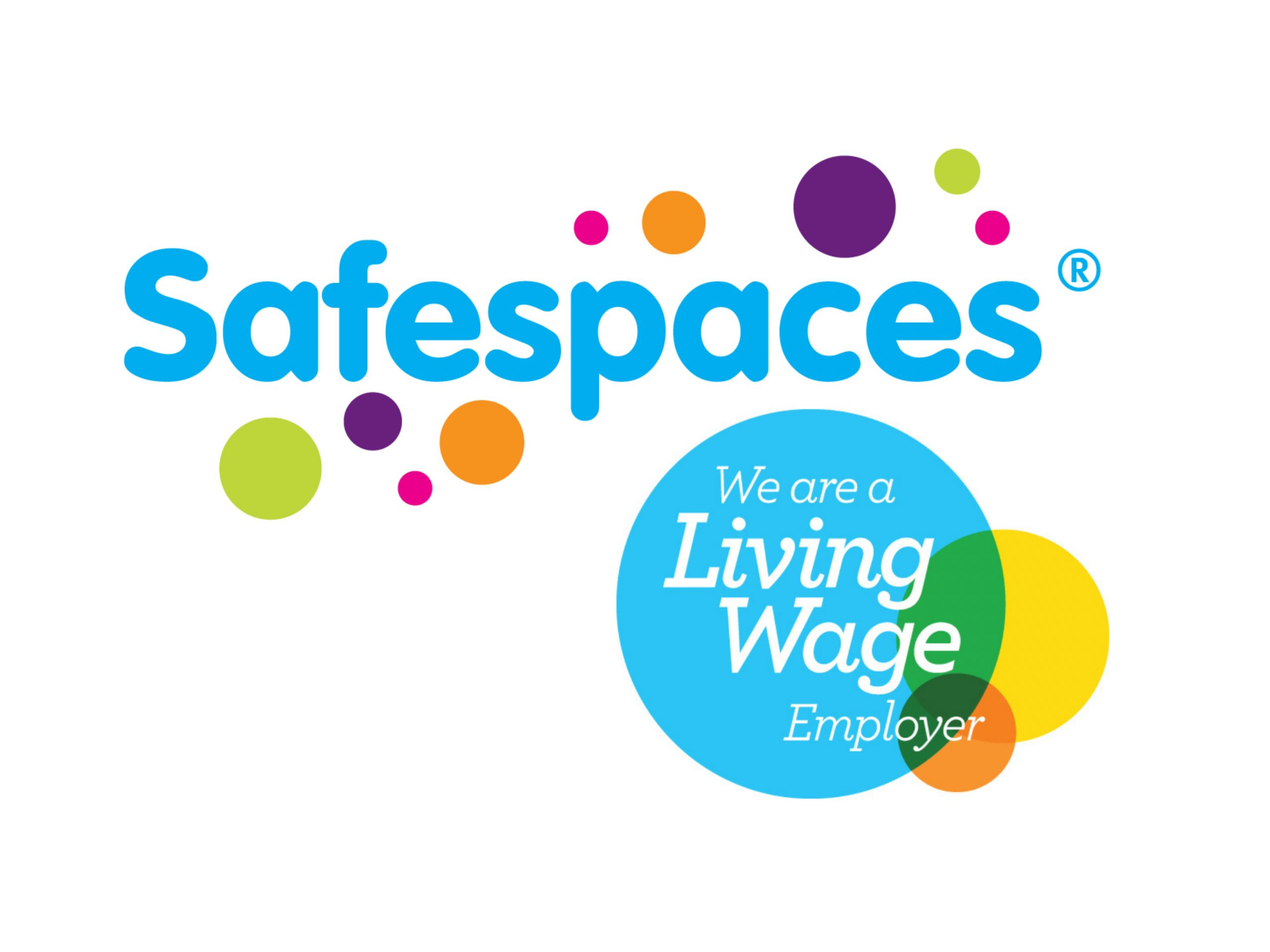 Safespaces Celebrates Commitment to Real Living Wage