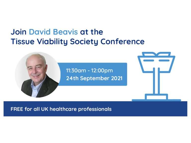 David Beavis to introduce tissue viability clinicians to the BHTA this September
