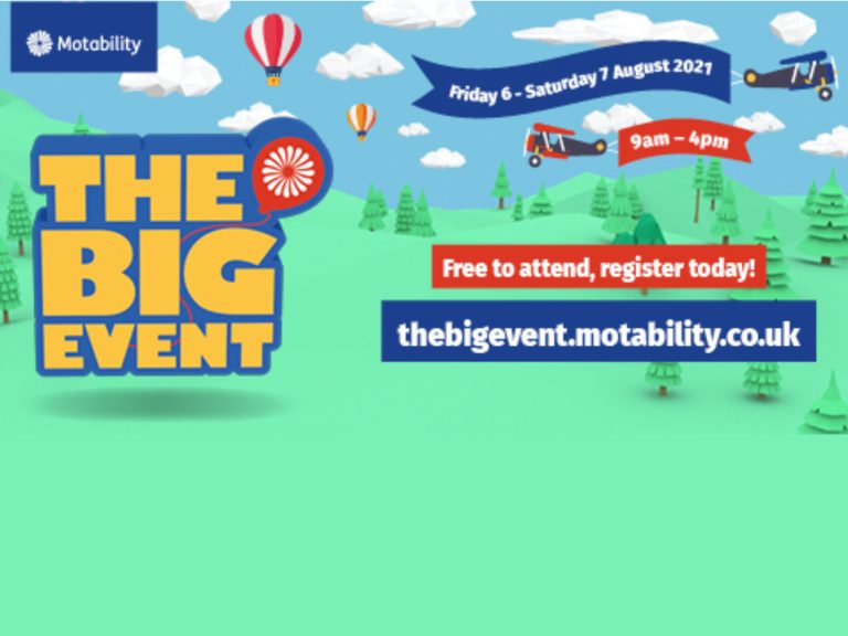 Driving Mobility to showcase assessment services for drivers with disabilities at Motability's The Big Event