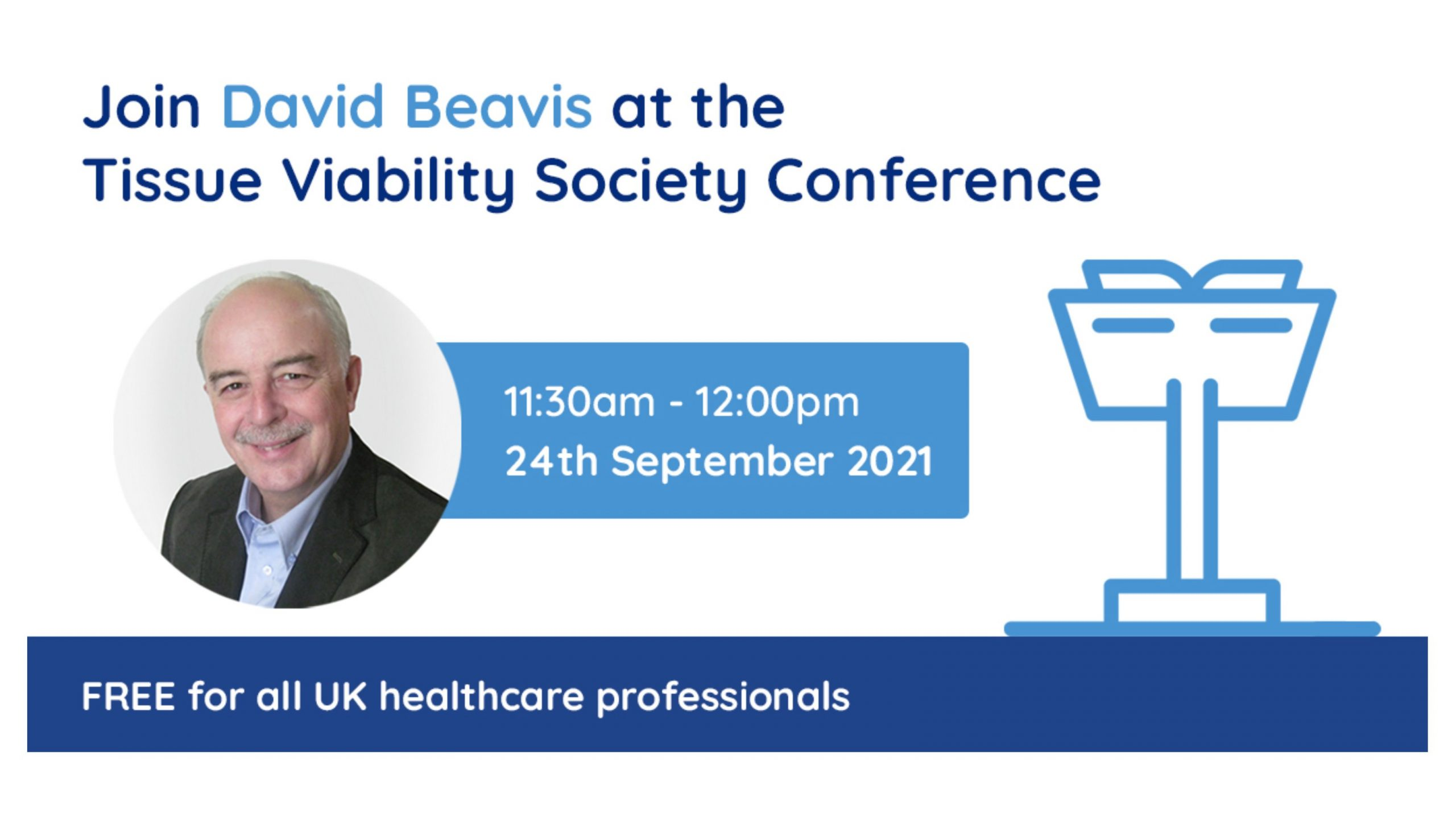 David Beavis - TVS website img